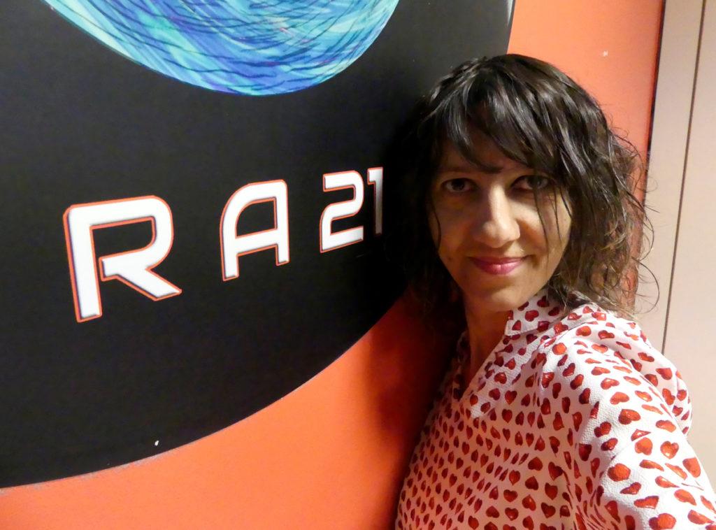 Barbara Pessarossi - Radio agorà 21