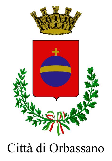 stemma comune orbassano torino piemonte