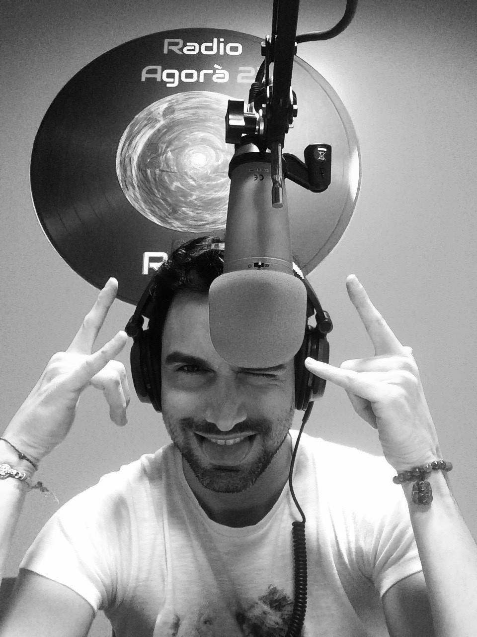 Beppe Riggio - Orbis Sanus News - Radio Agorà 21 Orbassano