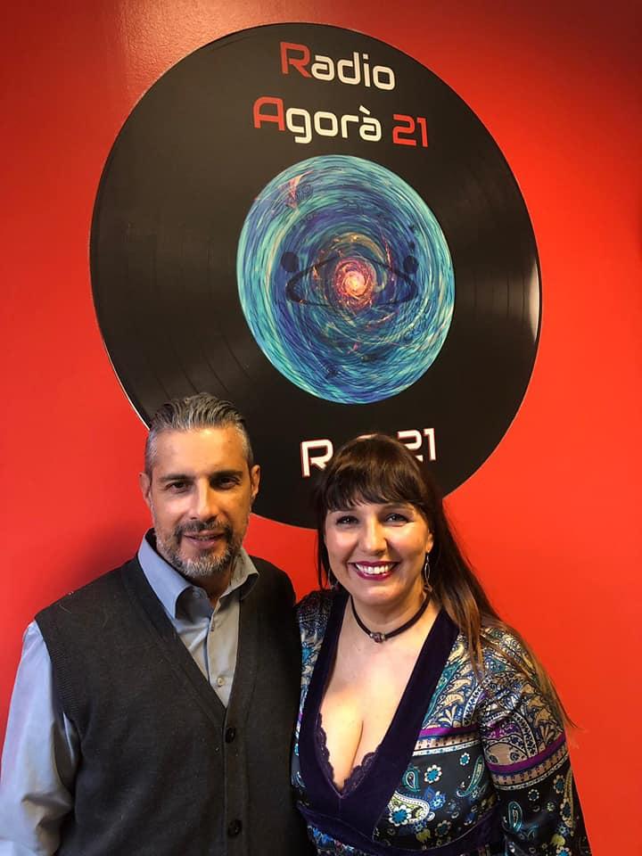 Luca & Miriam - Happy Jungle - Radio Agorà 21 Orbassano